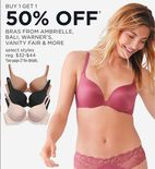 Bras From Ambrielle, Bali, Warner's, Vanity Fair & More