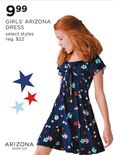 Girls' Arizona Dress