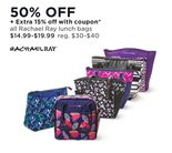 All Rachael Ray Lunch Bags