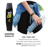 Samsung Galaxy Fit Activity Tracker