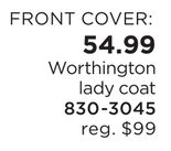 Worthington Lady Coat