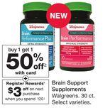 Brain Support Supplements