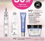 No7 Cosmetics or Skin Careˇ
