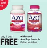 Azo Supplements