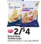 Stop & Shop Tortilla Chips