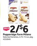 Pepperidge Farm Milano