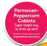 Parmesan- Peppercorn Coblets