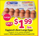 Eggland's Best Large Eggs