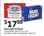 Bud Light 24 Pack