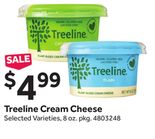 Treeline Cream Cheese