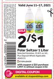 Polar Seltzer 1 Liter