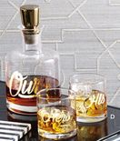 His & Hers 3-Pc. Whiskey Set