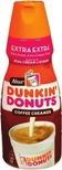 Dunkin' Donuts or International Delight Creamer