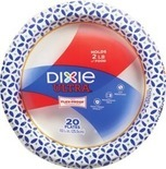 Dixie Plates, Bowls or Cups