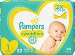 Pampers Jumbo Pack Diapers or Easy Ups