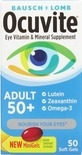 Ocuvite, PreserVision or Centrum Vitamins and Supplements