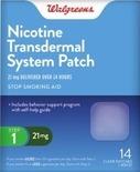 Smoking Cessation Patches, Lozenges or Gum
