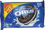Nabisco Family Size Oreo, Chips Ahoy! or Nutter Butter