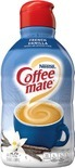 Coffee Mate Flavored Creamer or Natural Bliss Creamer