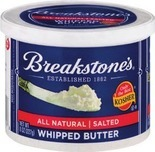Breakstone's Whipped or Plugra Butter or Stop & Shop Vegetable Spread