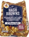 Stop & Shop Fries, Hash Browns or Onion Rings