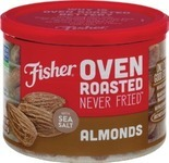 Fisher Snack Nuts
