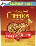 General Mills Cereal or Nature Valley or FIber One Protein Bars