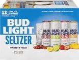Bud Light Seltzer or Corona Hard Seltzer 12 Pack