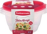 Rubbermaid TakeAlongs Food Storage