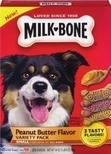 Milk-Bone or Pup-Peroni Dog Treats
