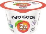 Dannon Greek or Two Good Yogurt