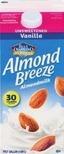 Florida's Natural Orange Juice or Almond Breeze Almond Milk