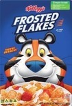 Kellogg's or Post Cereals or pop- Tarts