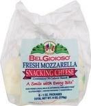 BelGioioso Mozzarella or Snaking Cheese