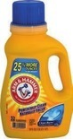 Arm & Hammer Laundry Detergent or Fabric Enhancers or Xtra Laundry Detergent