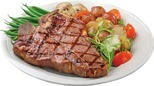 Porterhouse or T-Bone Steak