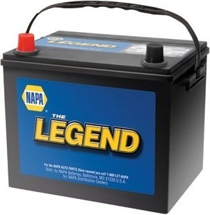 NAPA Legend Battery