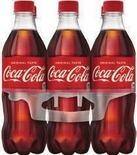 Coca-Cola, Pepsi or Polar 6 Pack