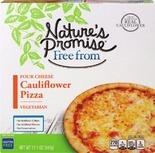 Nature's Promise Cauliflower Pizza