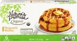 Nature's Promise Waffles