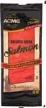 Acme Nova Smoked Salmon or Smoked Salmon Candy