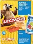 Oscar Mayer Fun Pack Lunchables
