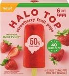 Halo Top Fruit Pops