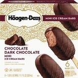 Häagen-Dazs Mini Ice Cream Bars