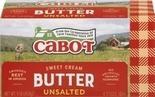 Cabot Butter Quarters