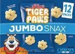 Kellogg's Cereal Jumbo Snax