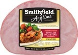Smithfield Anytime Favorites Boneless Ham Steak or Cubed or Diced Ham