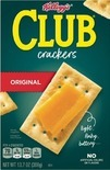 Keebler Town House or Club Crackers