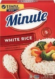 Minute or Success Instant Rice