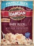 Del Monte Veggiefuls, Idahoan Family Size Potatoes or Bush's Baked Beans